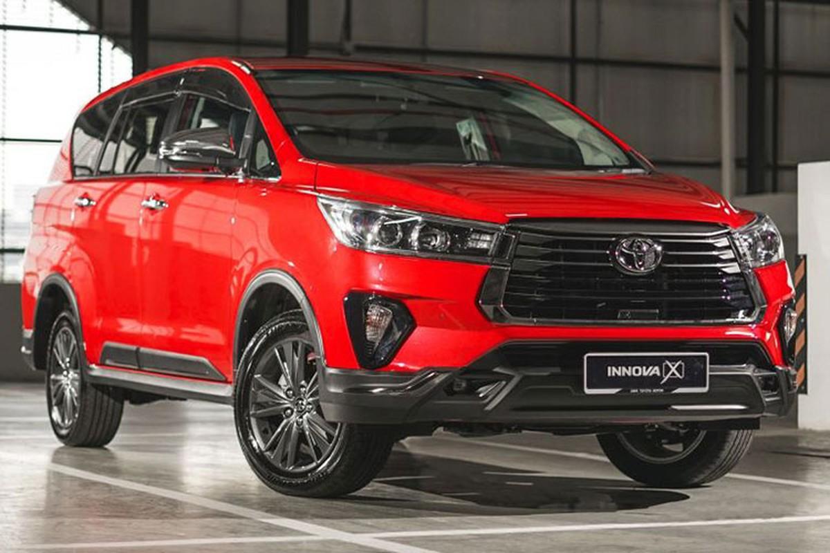 Toyota Innova 2021 tu 635 trieu dong tai Malaysia, co ve Viet Nam?