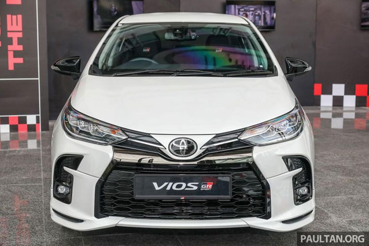 Toyota Vios GR Sport 2021 tu 557 trieu tai Malaysia ve Viet Nam-Hinh-2