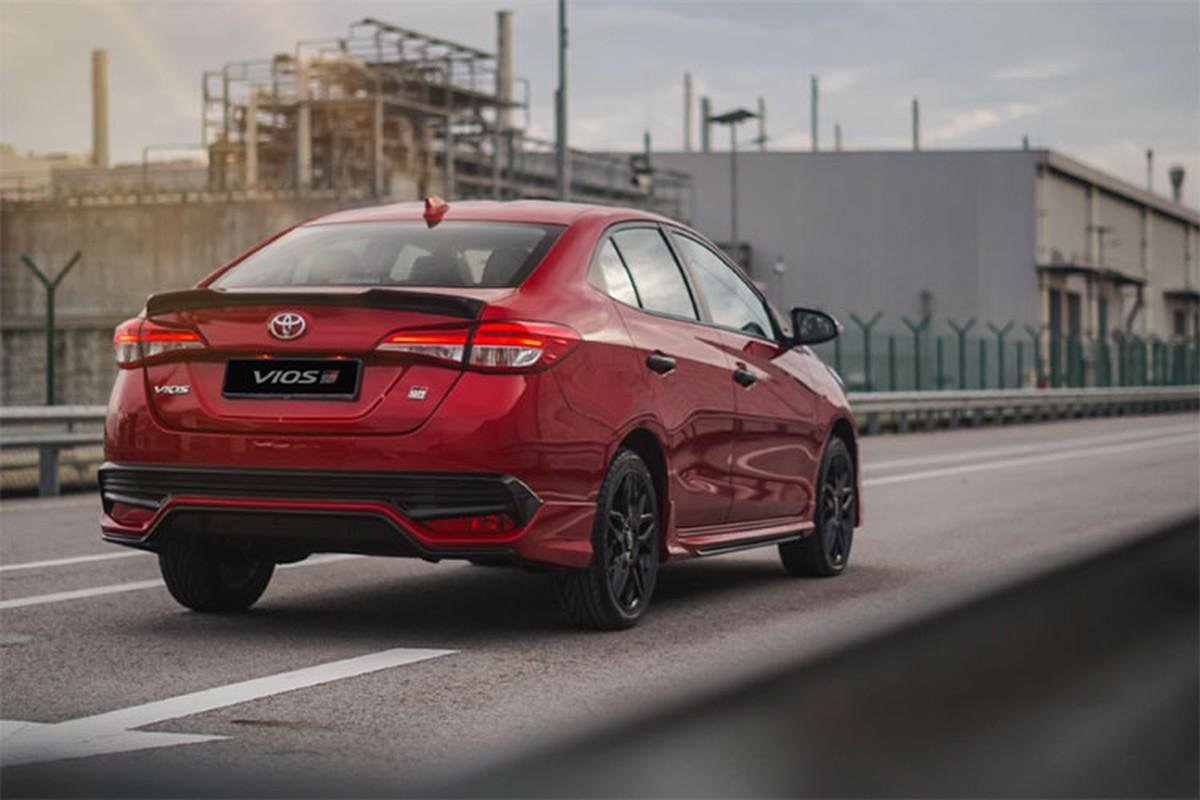 Toyota Vios GR Sport 2021 tu 557 trieu tai Malaysia ve Viet Nam-Hinh-8