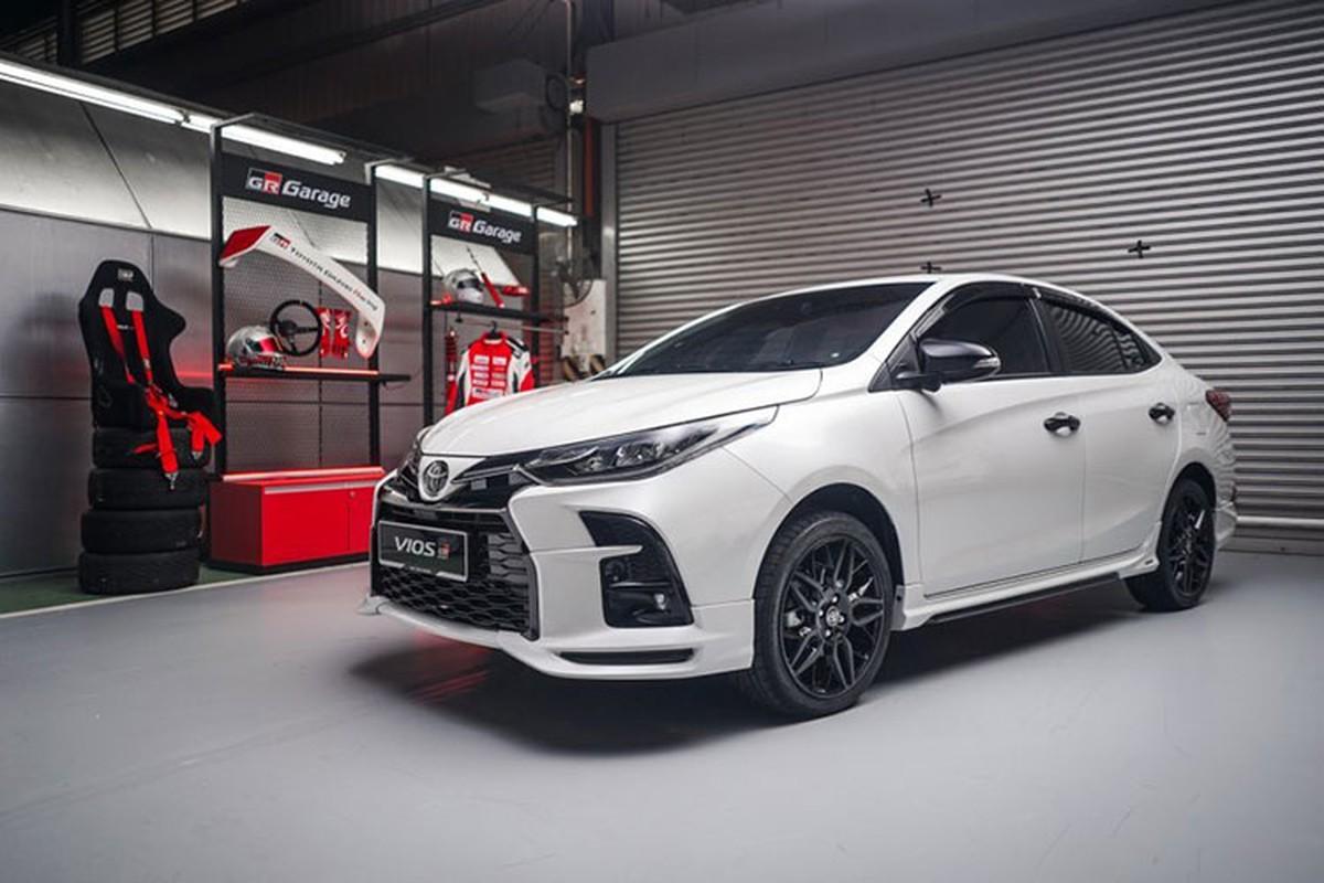 Toyota Vios GR Sport 2021 tu 557 trieu tai Malaysia ve Viet Nam-Hinh-9