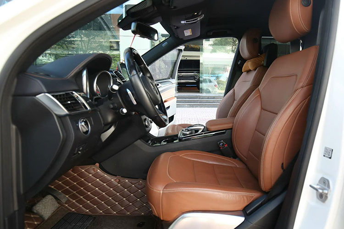 Mercedes-Benz GLS 500 chay 3 nam,