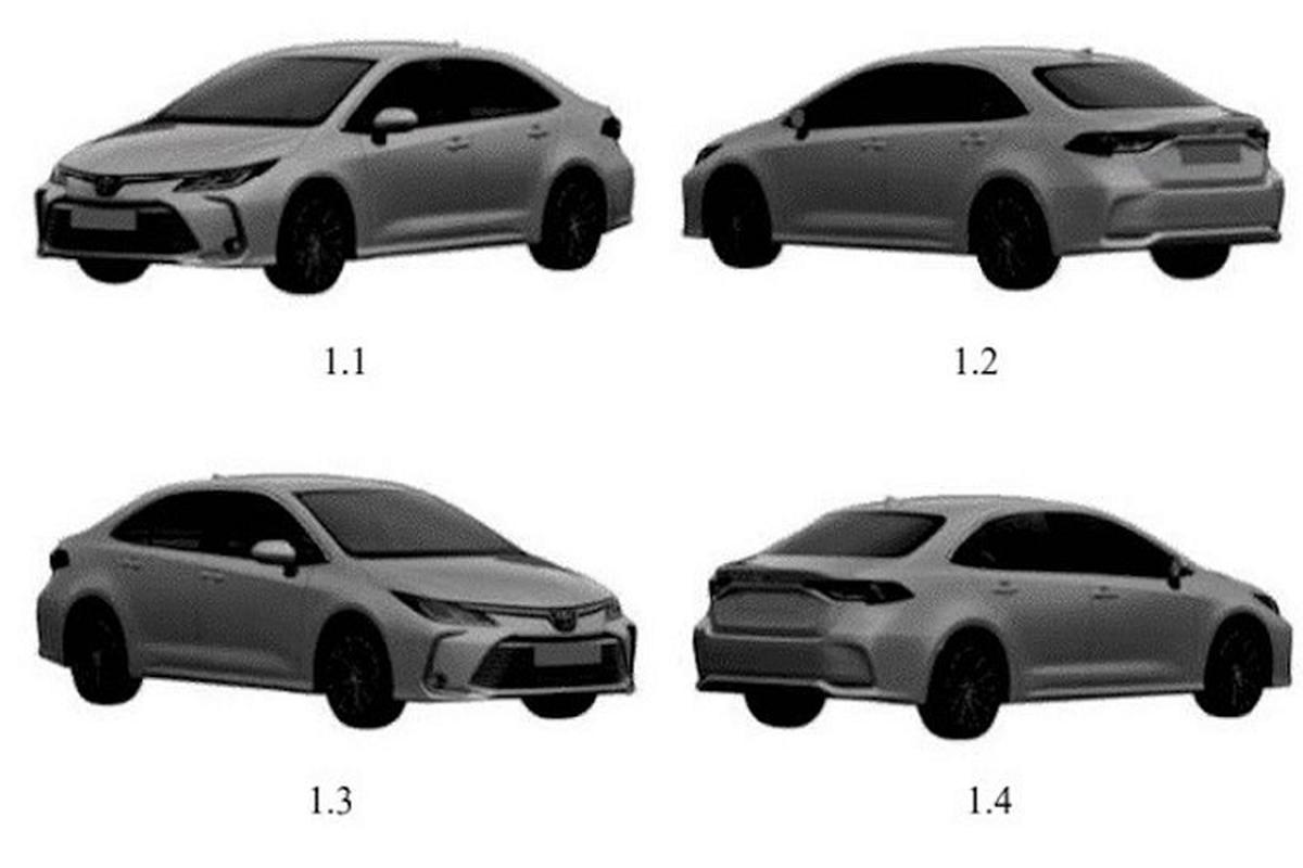 Lo dien them phien ban Toyota Corolla Altis 2021 tai Viet Nam-Hinh-3
