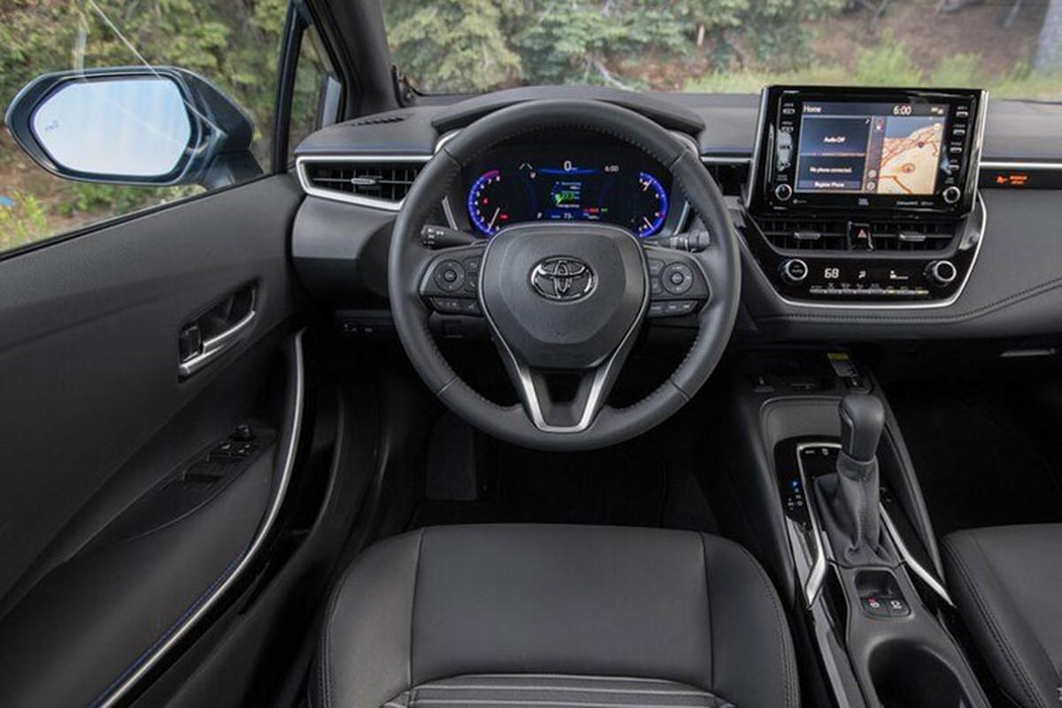 Lo dien them phien ban Toyota Corolla Altis 2021 tai Viet Nam-Hinh-5