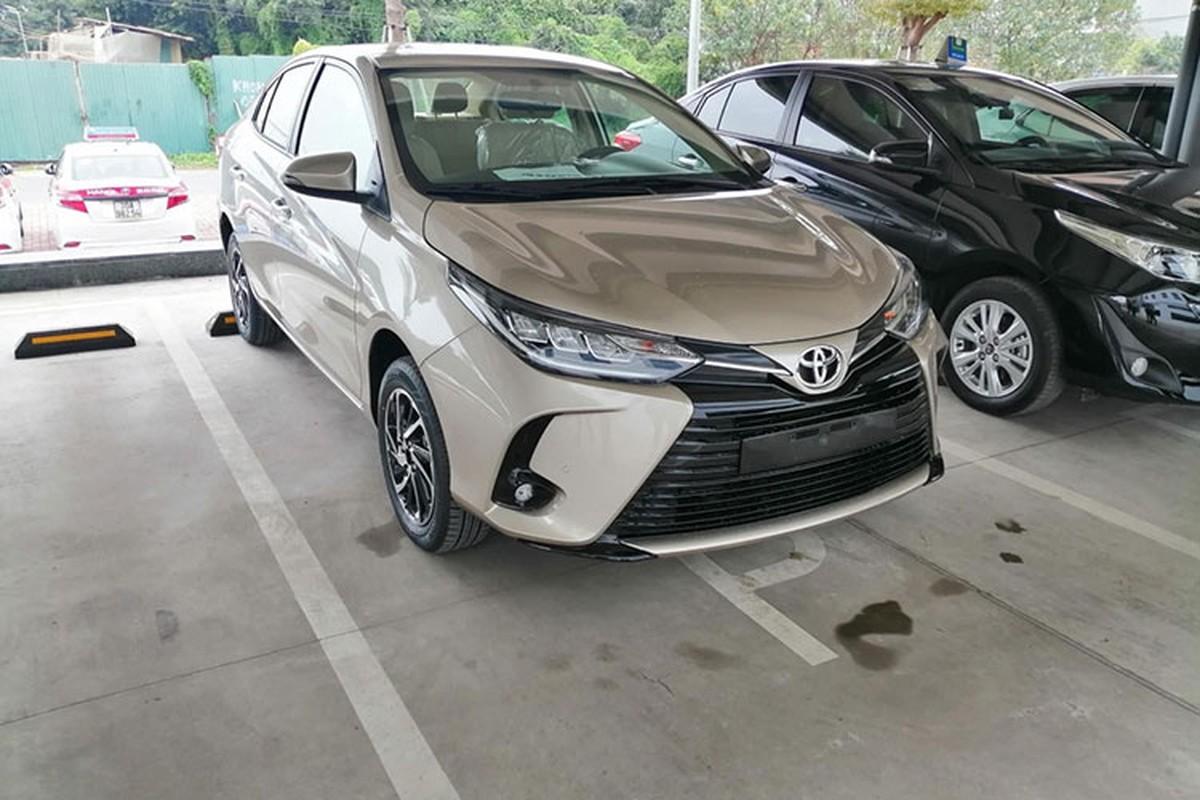 Can canh Toyota Vios 2021 tai Viet Nam, tang 10 trieu dong?-Hinh-10