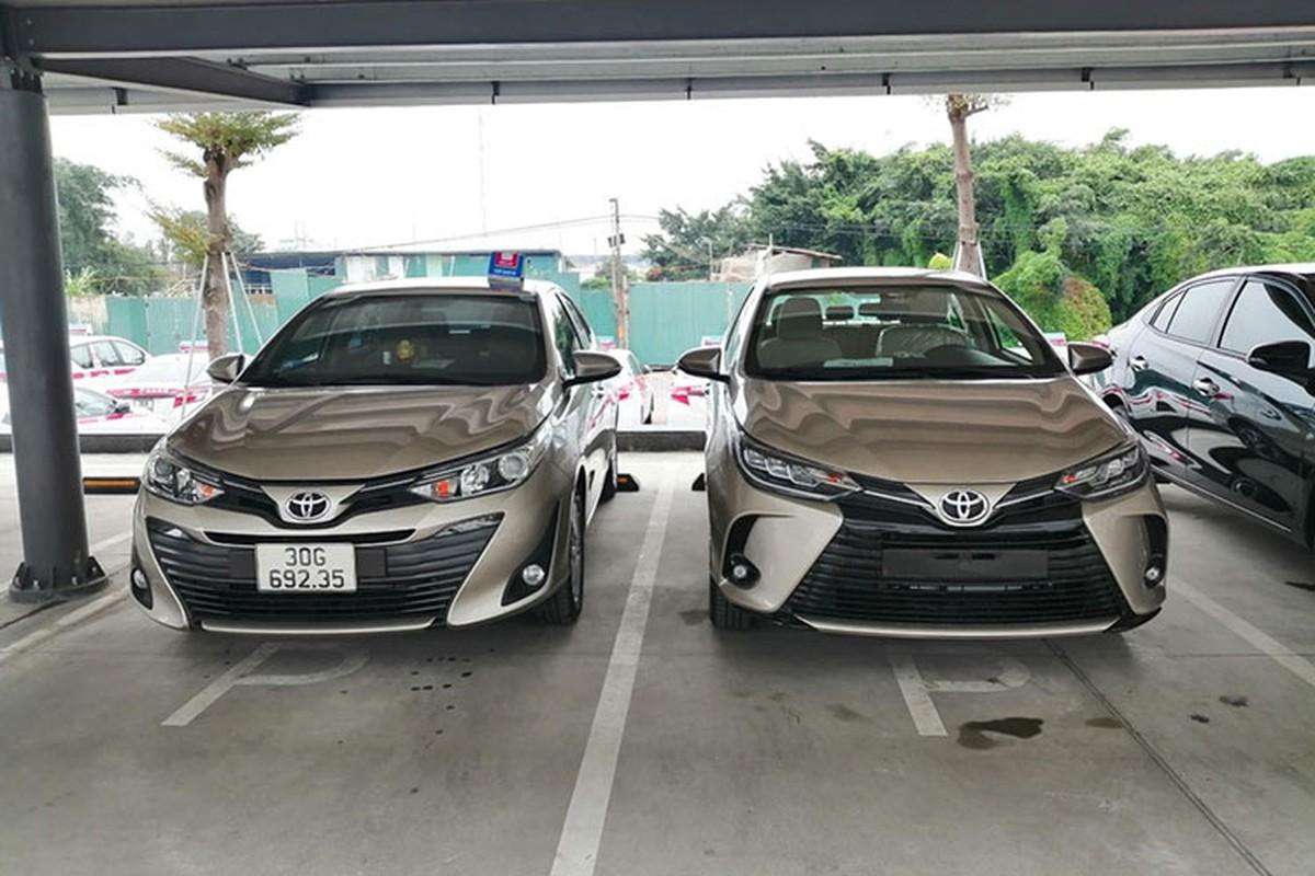 Can canh Toyota Vios 2021 tai Viet Nam, tang 10 trieu dong?-Hinh-11