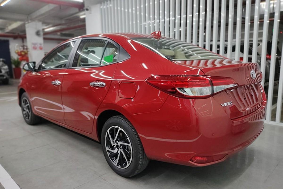 Can canh Toyota Vios 2021 tai Viet Nam, tang 10 trieu dong?-Hinh-2