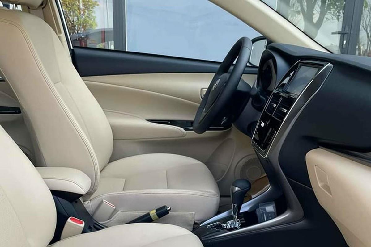 Can canh Toyota Vios 2021 tai Viet Nam, tang 10 trieu dong?-Hinh-7