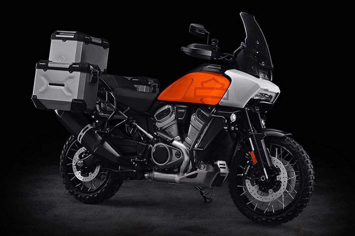 Harley-Davidson Pan America 2021 tu 568 trieu dong tai Dong Nam A