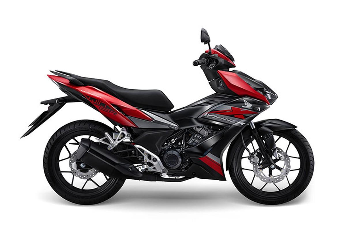 Honda Winner X phien ban gioi han, cao nhat gan 50 trieu dong-Hinh-2