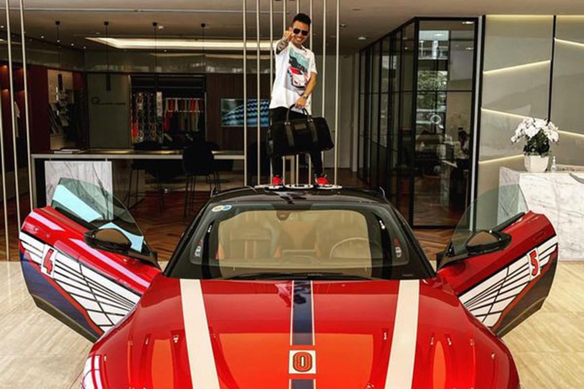 Chi tiet Aston Martin V8 Vantage gan 17 ty cua dai gia Minh Nhua-Hinh-2