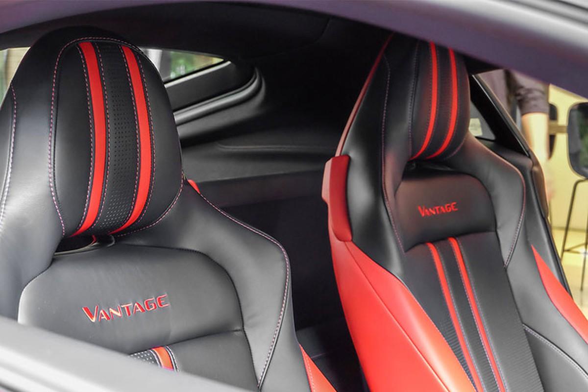 Chi tiet Aston Martin V8 Vantage gan 17 ty cua dai gia Minh Nhua-Hinh-6