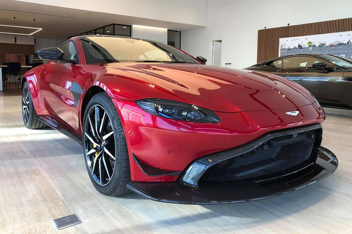 Chi tiet Aston Martin V8 Vantage gan 17 ty cua dai gia Minh Nhua-Hinh-7