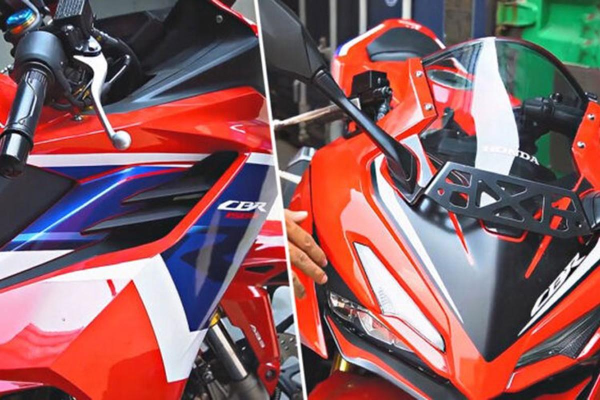 Honda CBR150R 2021 tu 80 trieu tai Viet Nam,