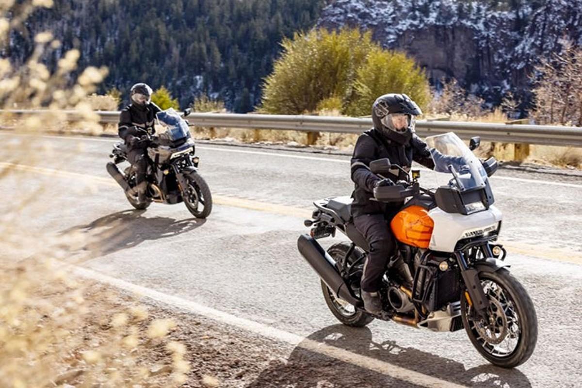 Can canh Harley-Davidson Pan America 1250 dau tien ve Viet Nam-Hinh-10