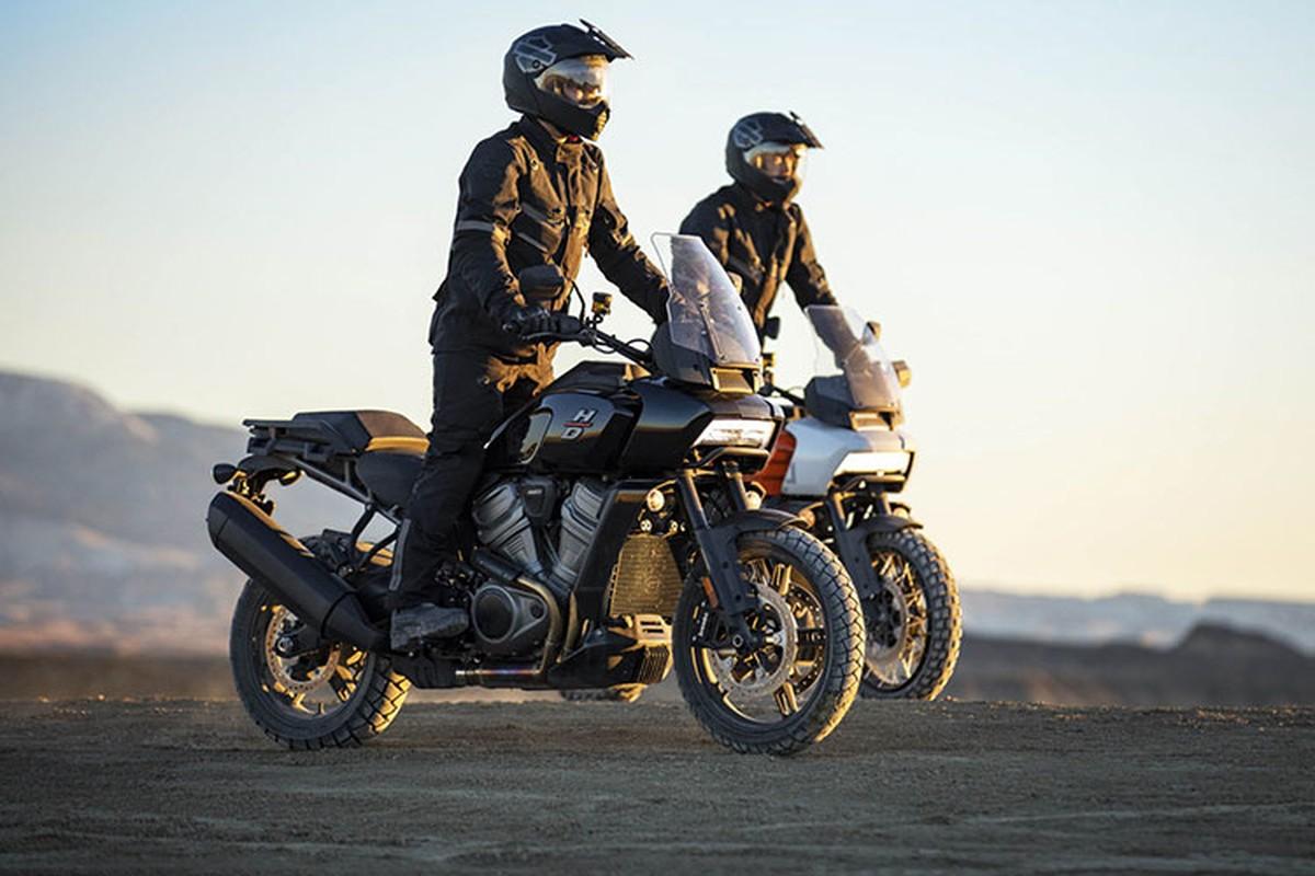 Can canh Harley-Davidson Pan America 1250 dau tien ve Viet Nam-Hinh-11