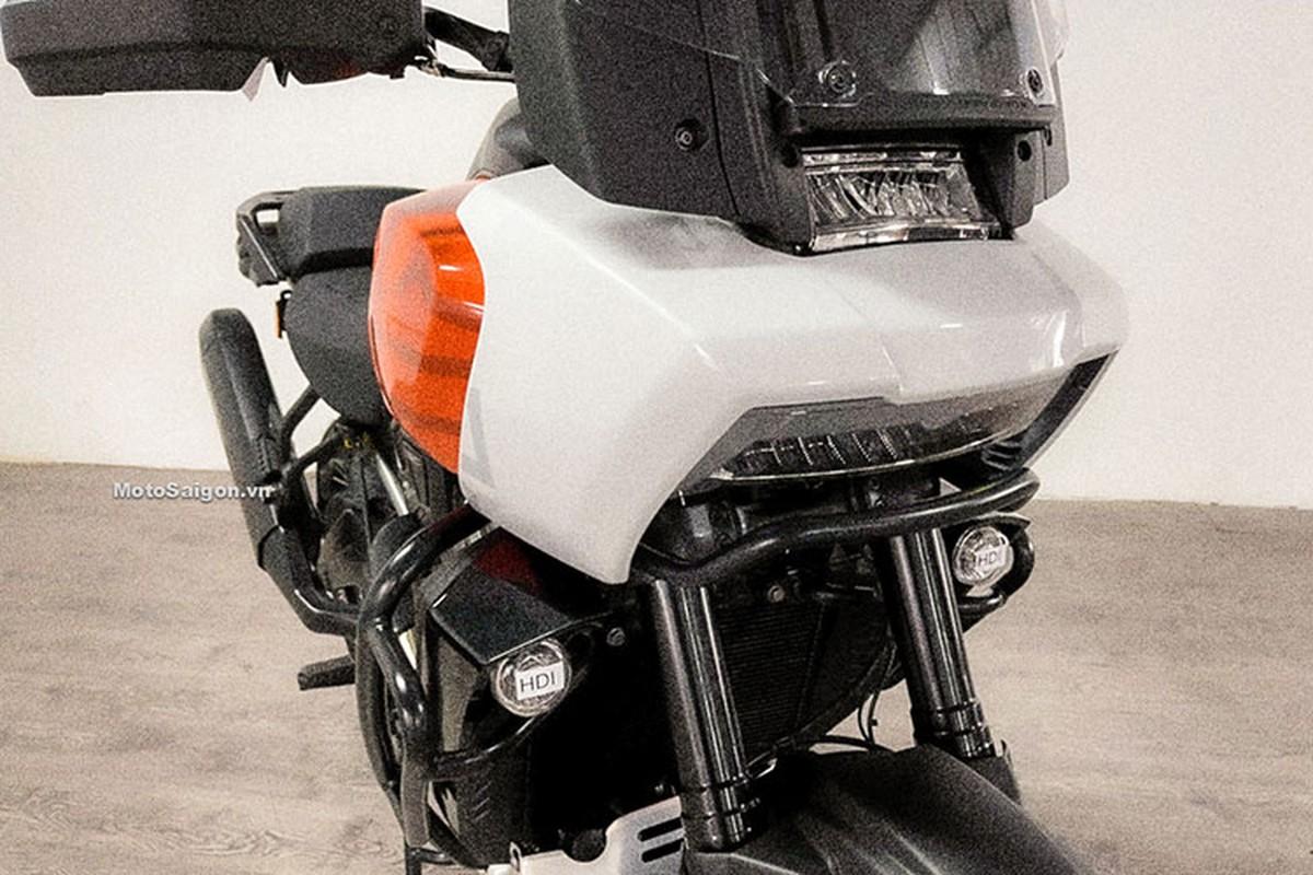 Can canh Harley-Davidson Pan America 1250 dau tien ve Viet Nam-Hinh-3