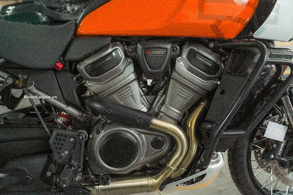 Can canh Harley-Davidson Pan America 1250 dau tien ve Viet Nam-Hinh-6