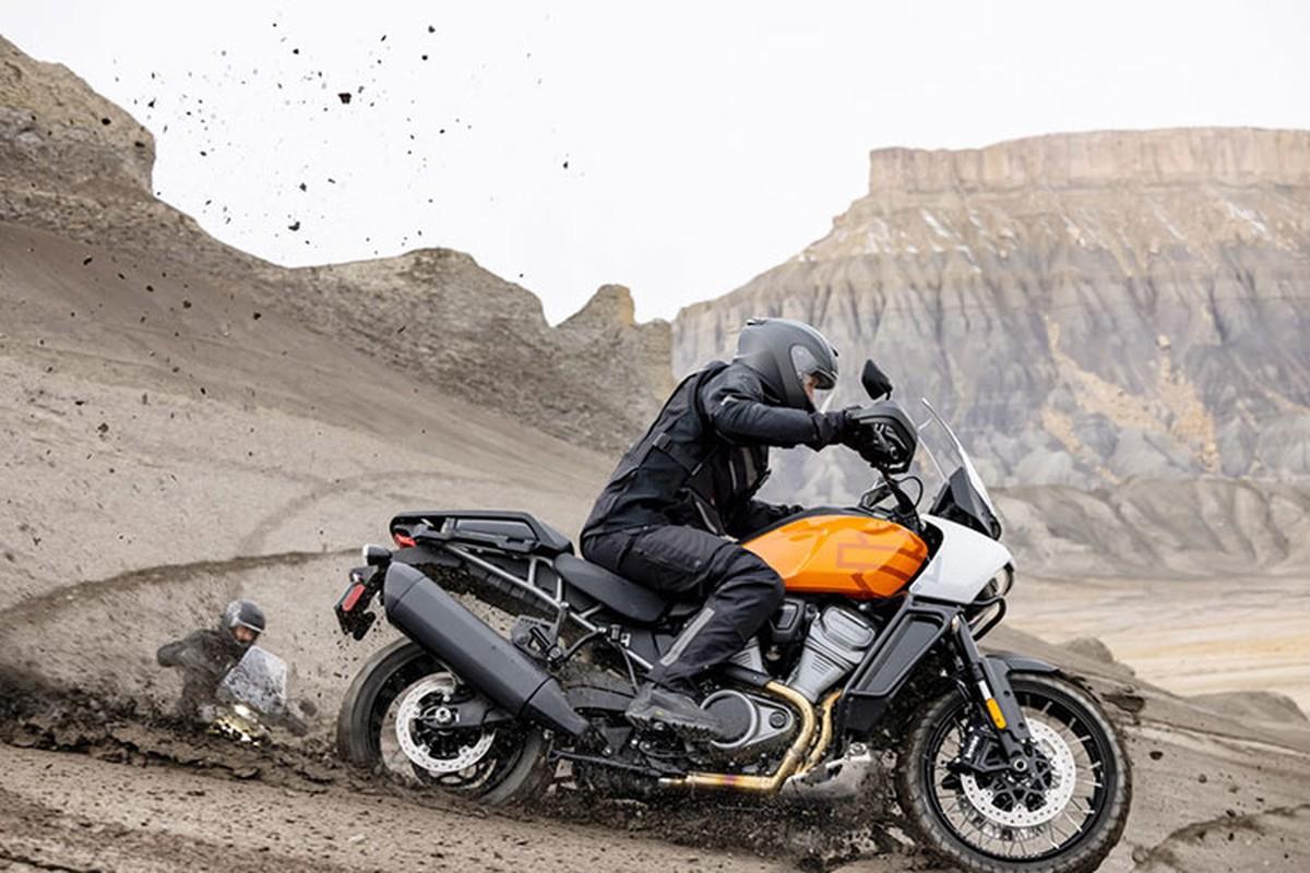 Can canh Harley-Davidson Pan America 1250 dau tien ve Viet Nam-Hinh-9