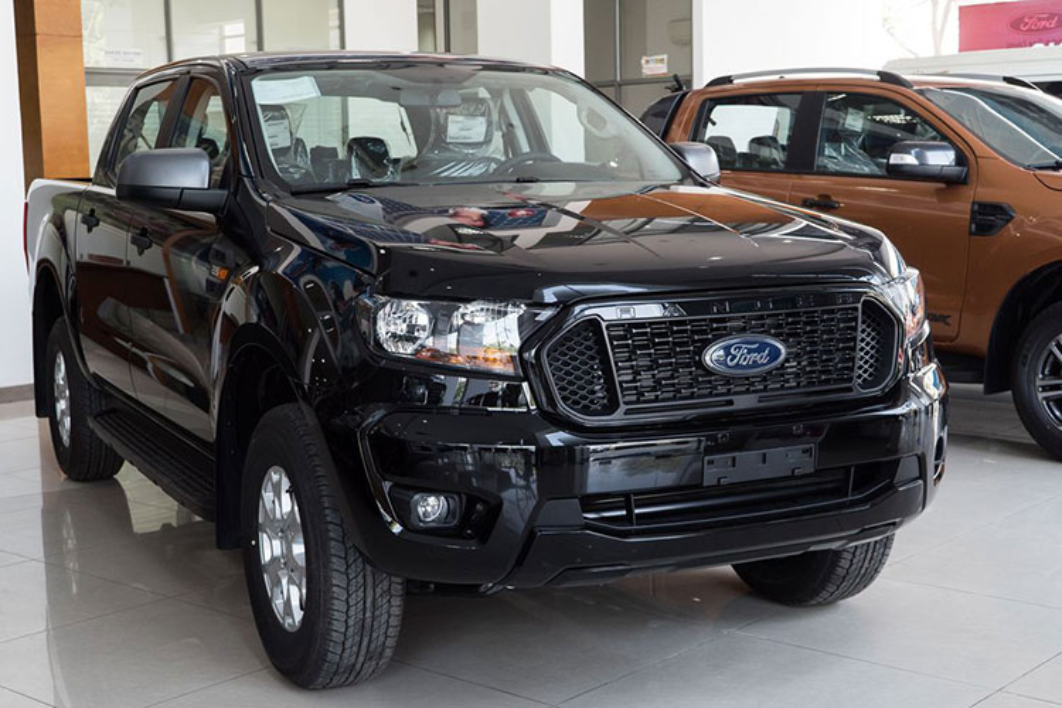Top oto ban chay nhat Viet Nam 3/2021 - Ford Ranger len dinh