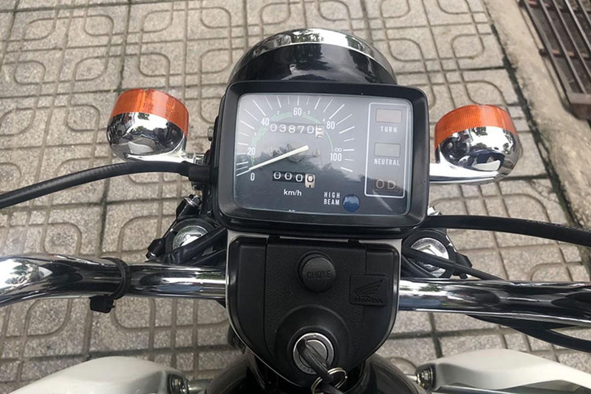 Honda CD125 cu