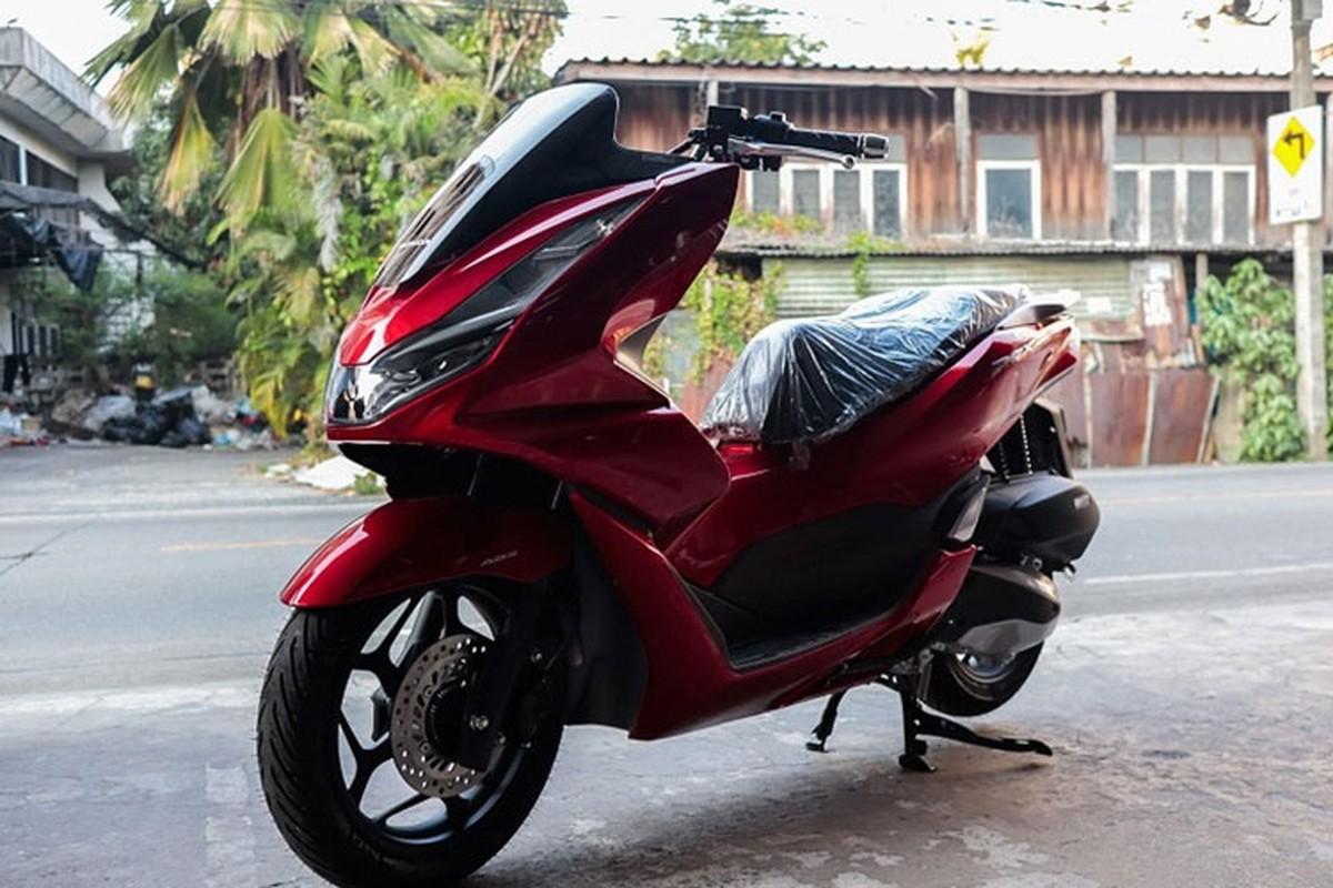 Chi tiet Honda PCX 160 moi sap ra mat Viet Nam, tu 80 trieu dong?-Hinh-9