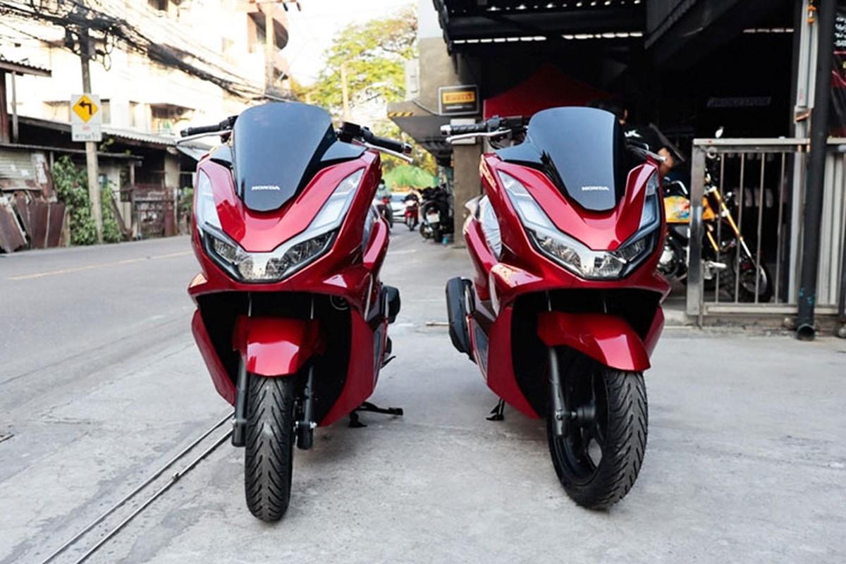 Chi tiet Honda PCX 160 moi sap ra mat Viet Nam, tu 80 trieu dong?