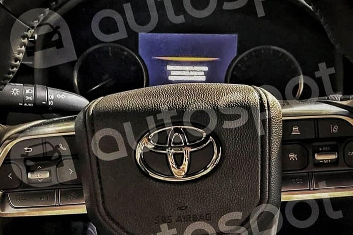 Toyota Land Cruiser 2022 lo dien hoan toan, cho ngay ra mat-Hinh-6