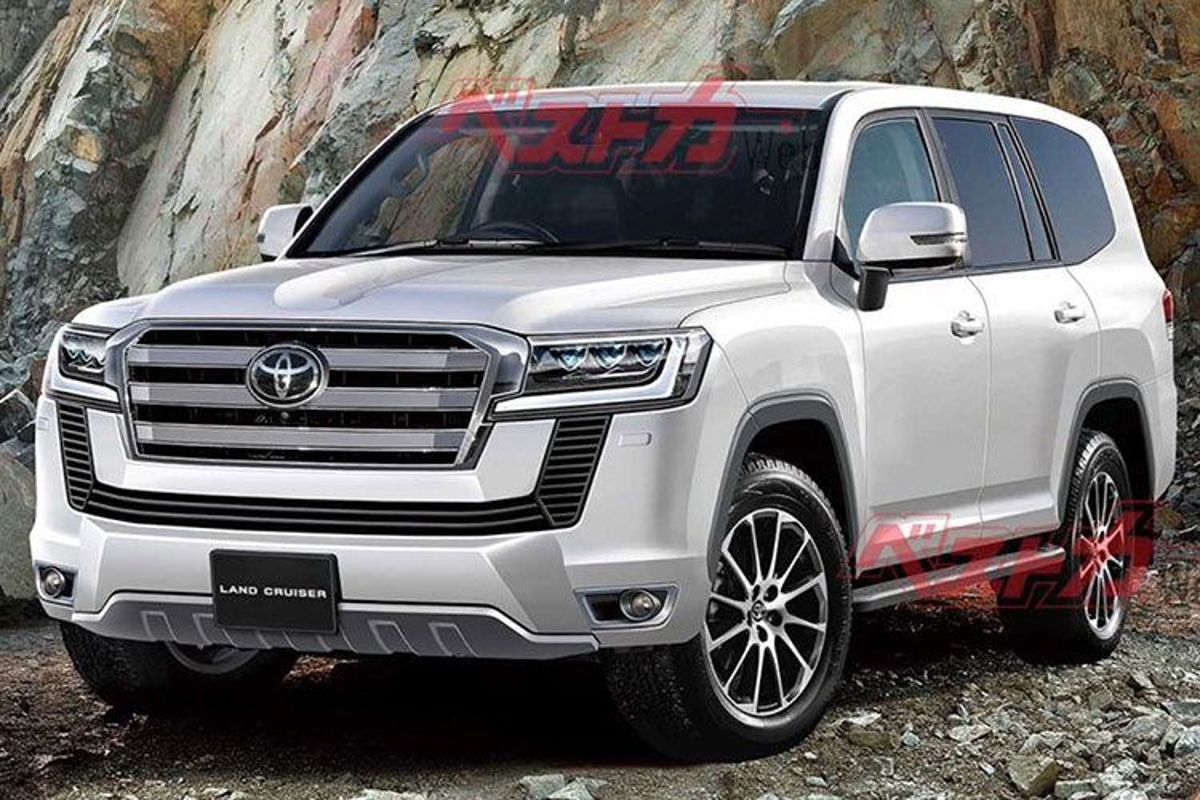 Toyota Land Cruiser 2022 lo dien hoan toan, cho ngay ra mat-Hinh-9