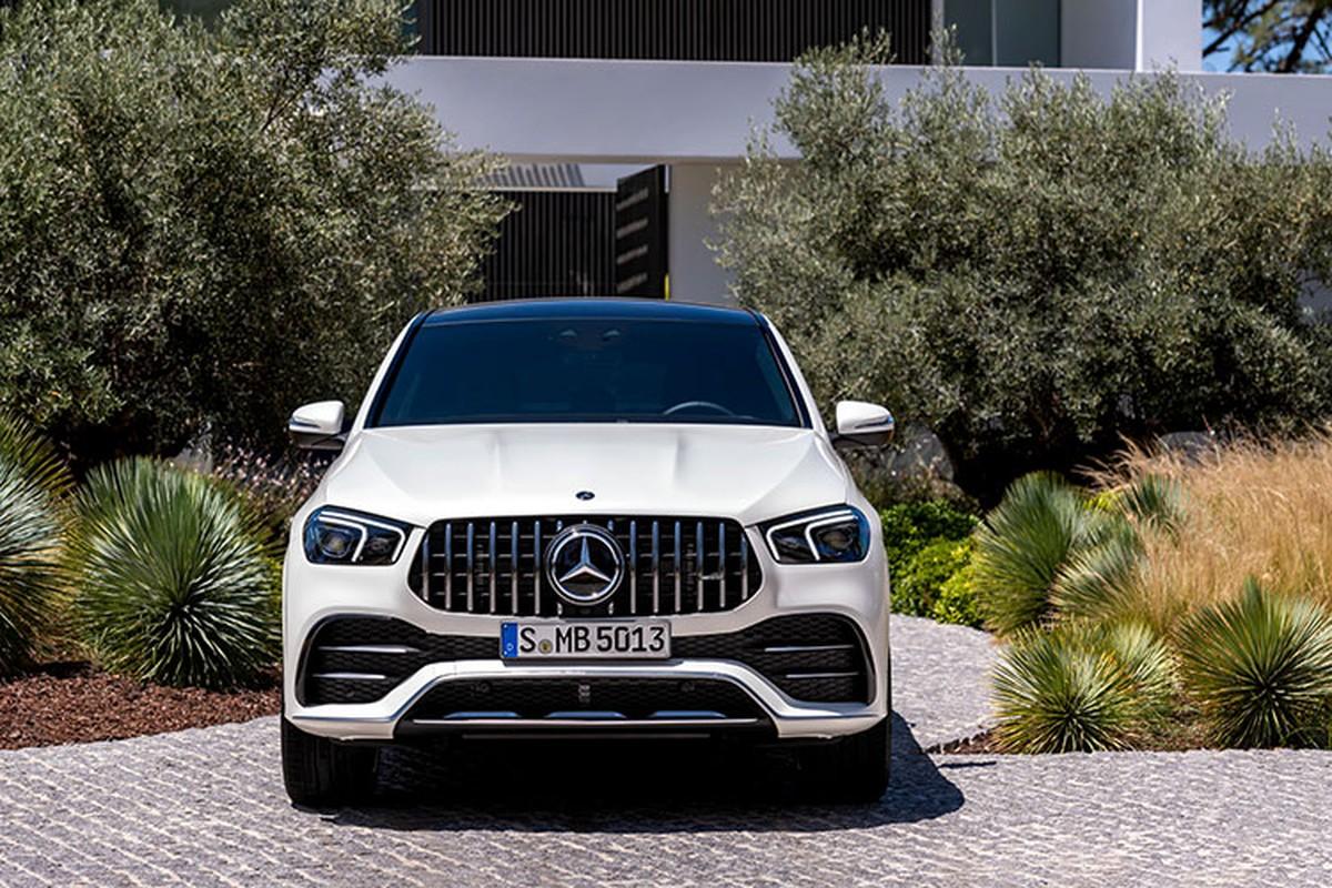 Mercedes-Benz GLE 53 4MATIC+ hon 5,3 ty tai Viet Nam