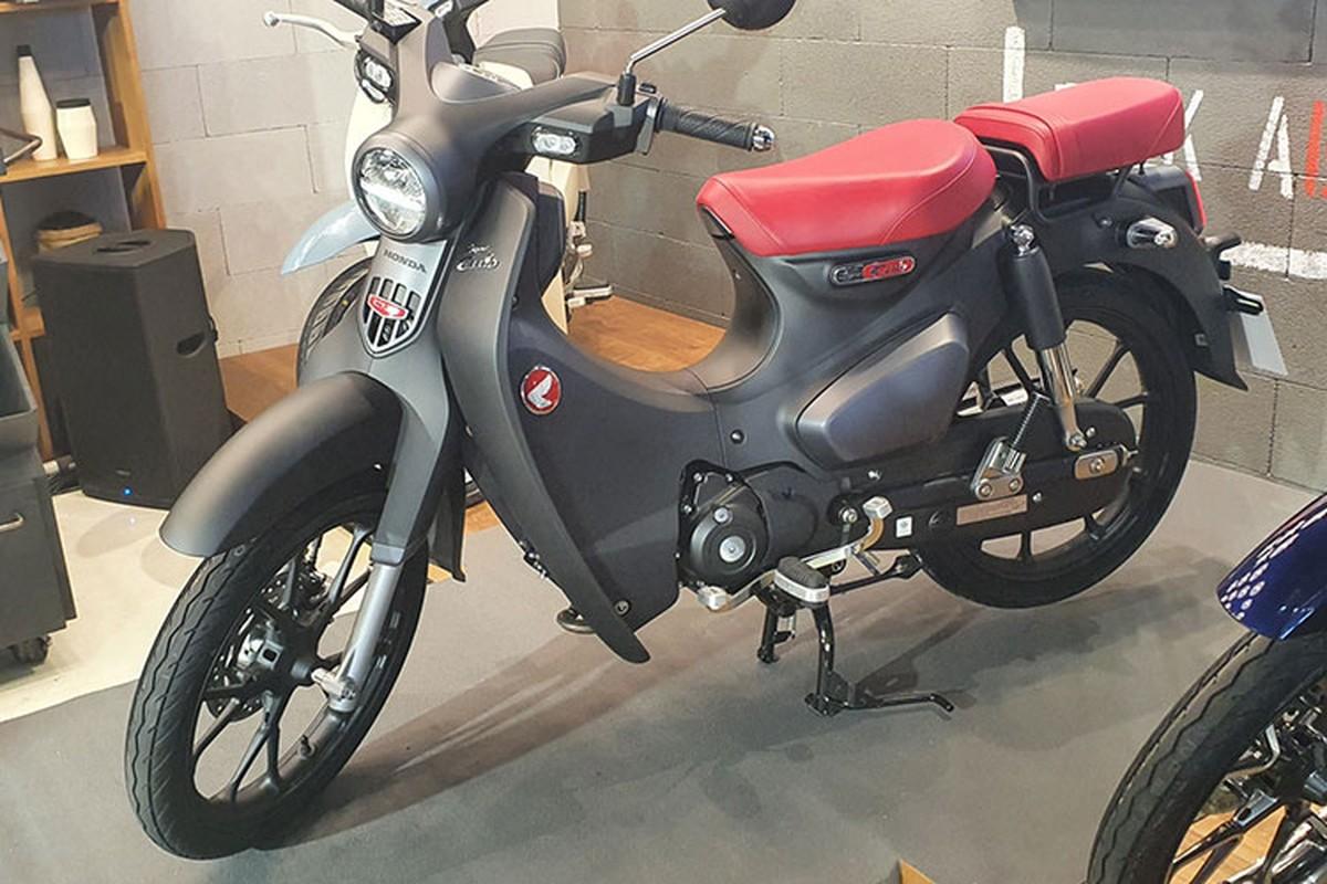 Chi tiet Honda Super Cub 2021 tu 65 trieu dong tai Thai Lan-Hinh-2