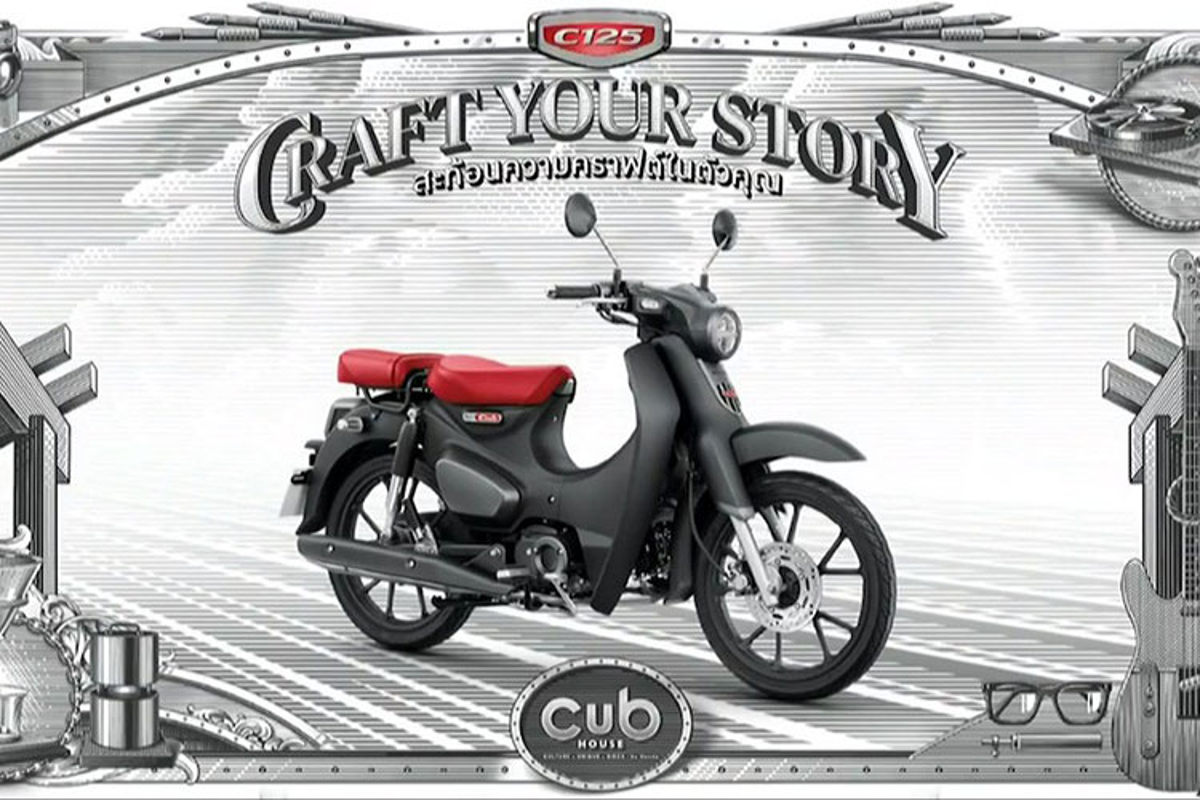 Chi tiet Honda Super Cub 2021 tu 65 trieu dong tai Thai Lan-Hinh-9