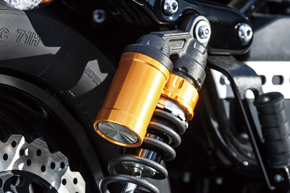 Bobber Yamaha Bolt R 2021 tu 223 trieu dong,