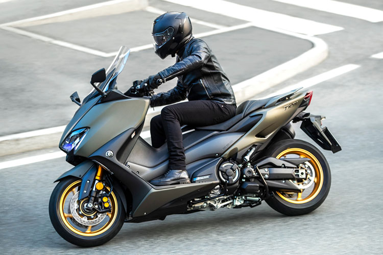 Scooter Yamaha Tmax 560 2021 issued 300 million VND-Hinh-10