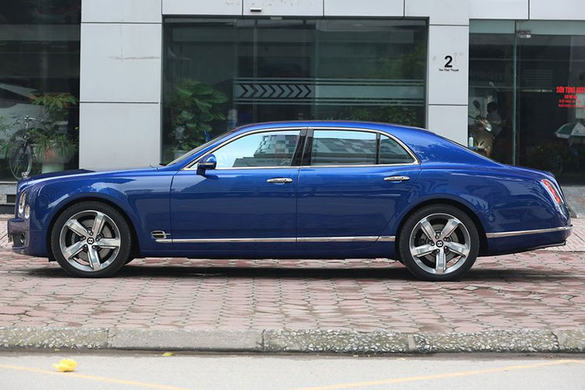 Ngam sieu sang Bentley Mulsanne Speed 2016, hon 18 ty o Ha Noi-Hinh-2