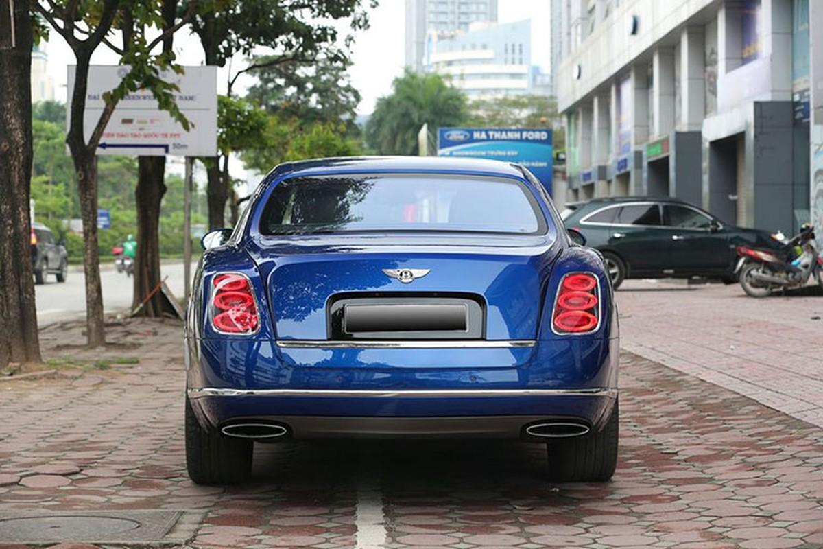 Ngam sieu sang Bentley Mulsanne Speed 2016, hon 18 ty o Ha Noi-Hinh-4