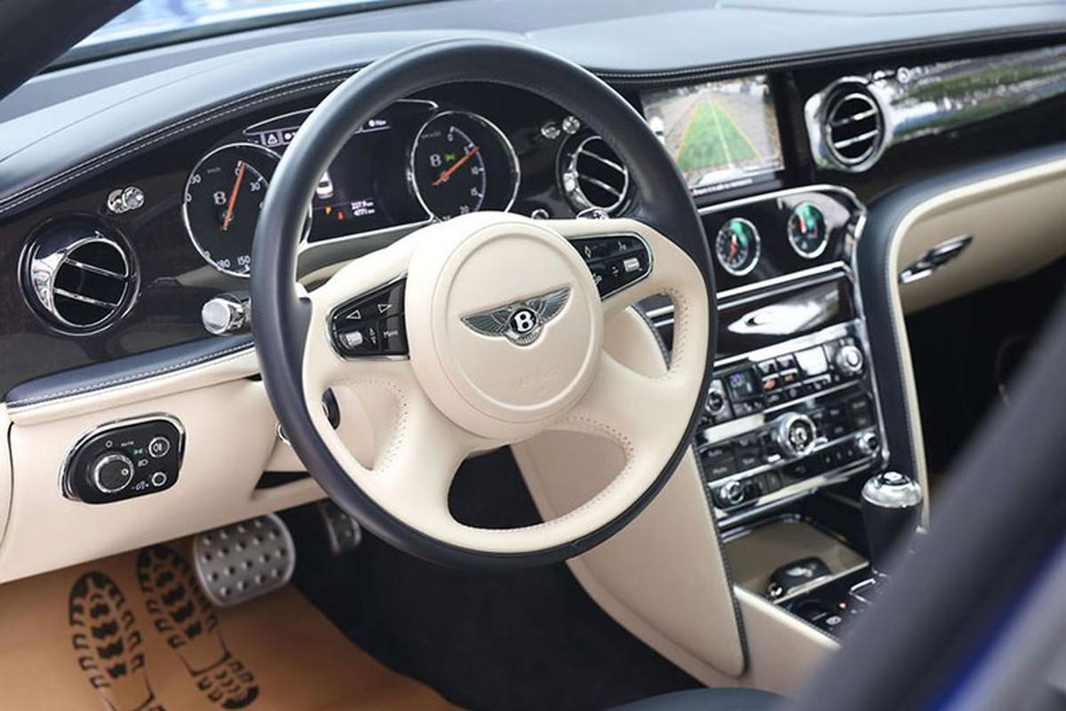 Ngam sieu sang Bentley Mulsanne Speed 2016, hon 18 ty o Ha Noi-Hinh-7