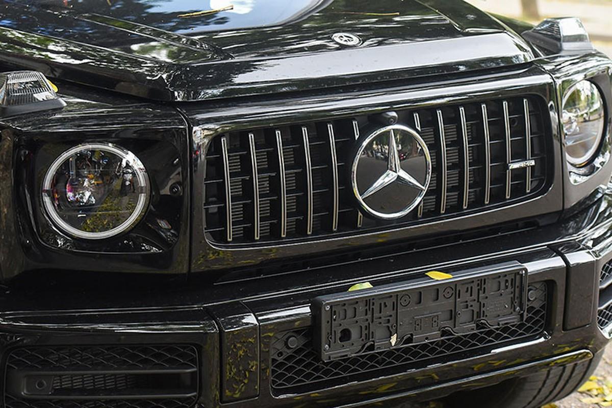 Tuan Hung tau SUV hang sang Mercedes-AMG G63 hon 10 ty dong-Hinh-3