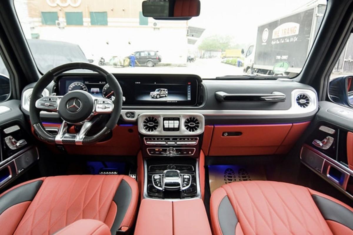Tuan Hung tau SUV hang sang Mercedes-AMG G63 hon 10 ty dong-Hinh-6