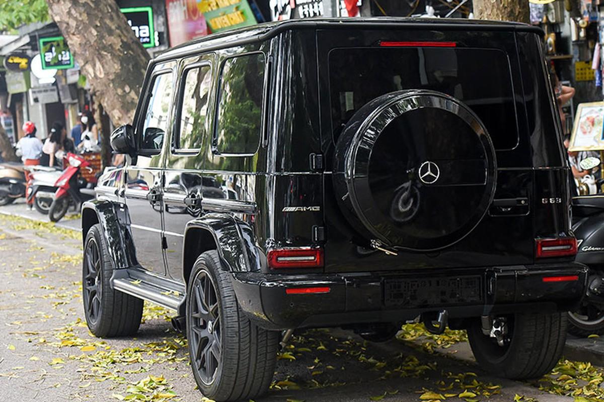 Tuan Hung tau SUV hang sang Mercedes-AMG G63 hon 10 ty dong-Hinh-8