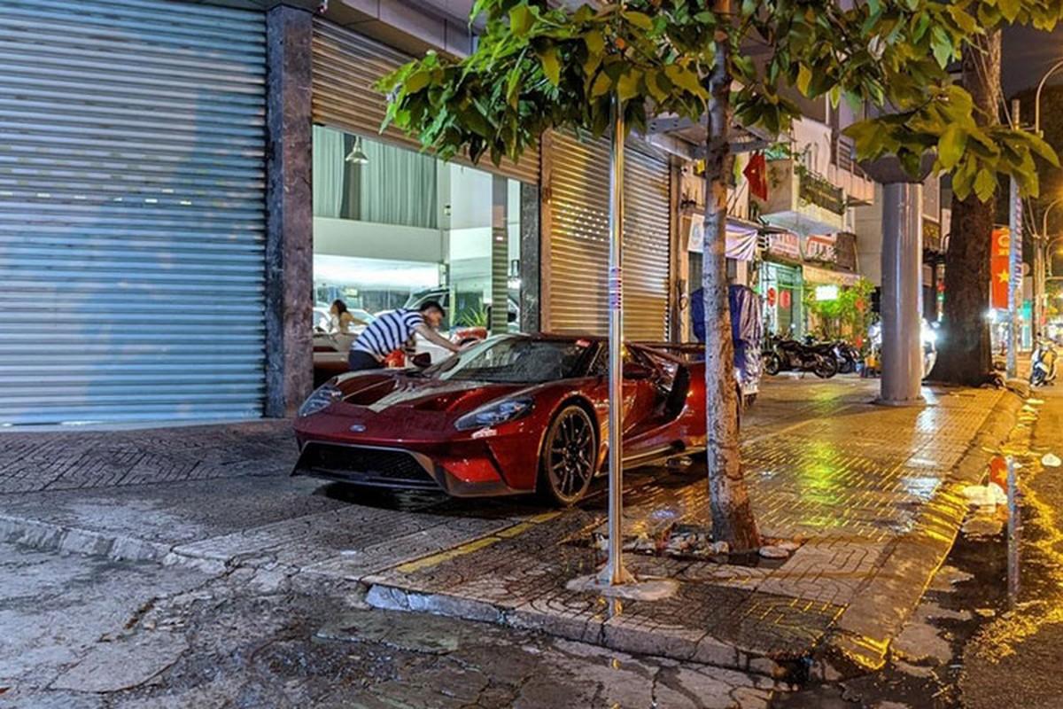 Ford GT sieu dat, sieu hiem dau tien ve den Viet Nam-Hinh-2