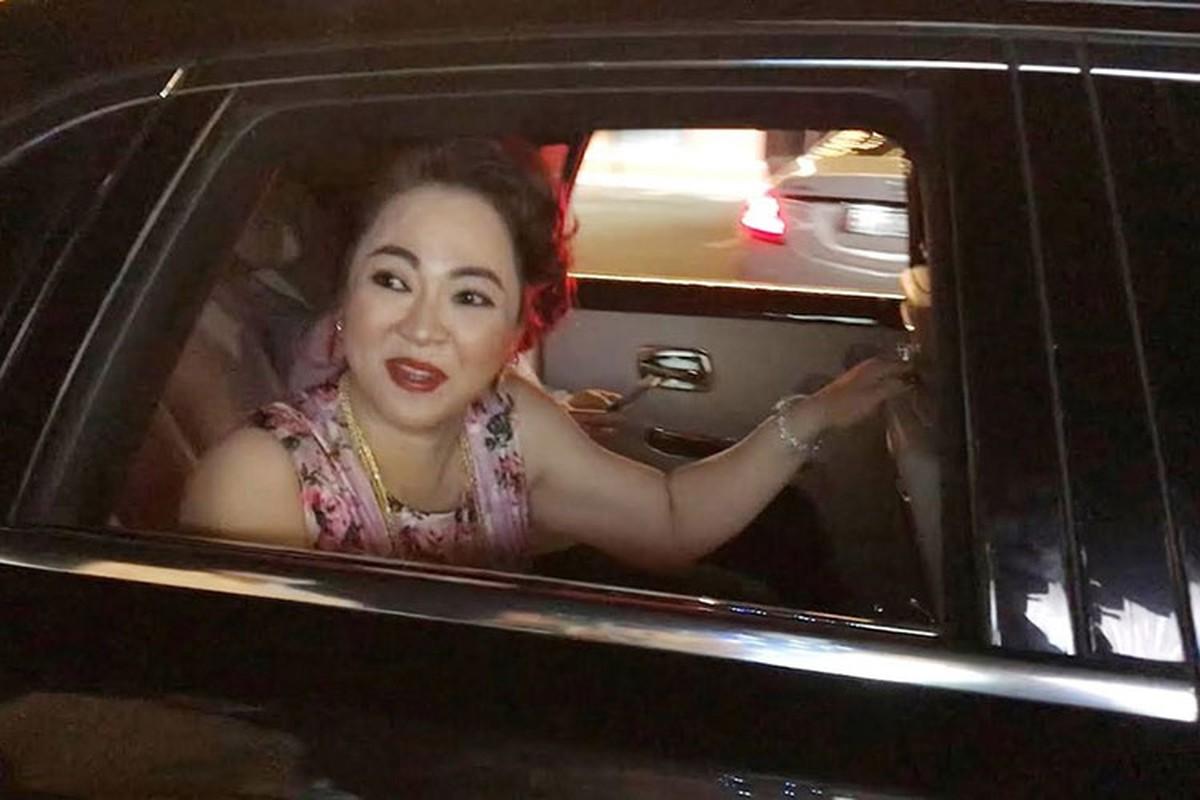 Dan xe Rolls-Royce, Bentley tram ty cua ba Nguyen Phuong Hang-Hinh-3