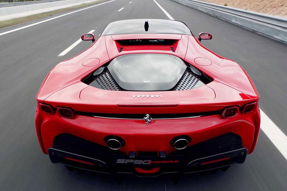 Chong cu ca sy Le Quyen chot mua Ferrari SF90 Stradale gan 30 ty-Hinh-10