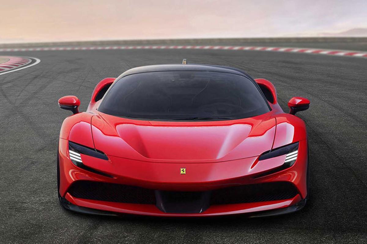 Chong cu ca sy Le Quyen chot mua Ferrari SF90 Stradale gan 30 ty-Hinh-11