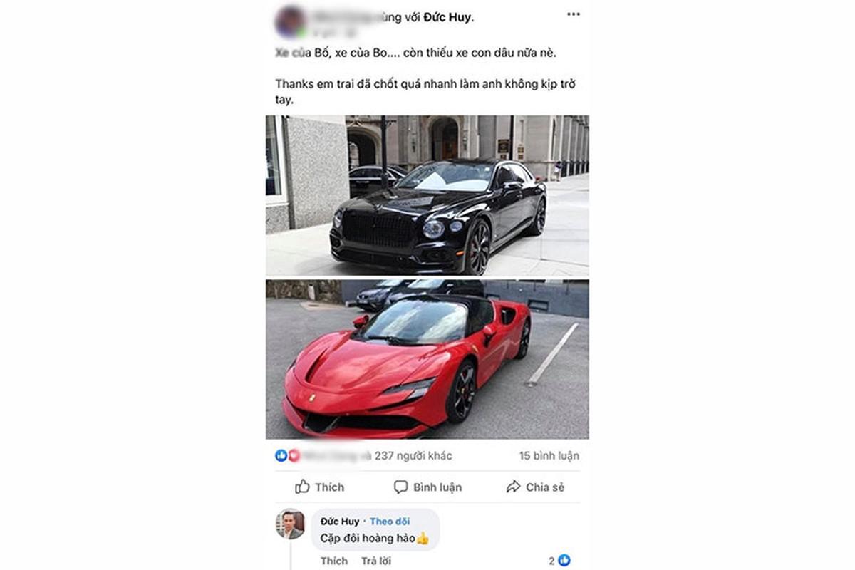 Chong cu ca sy Le Quyen chot mua Ferrari SF90 Stradale gan 30 ty-Hinh-2