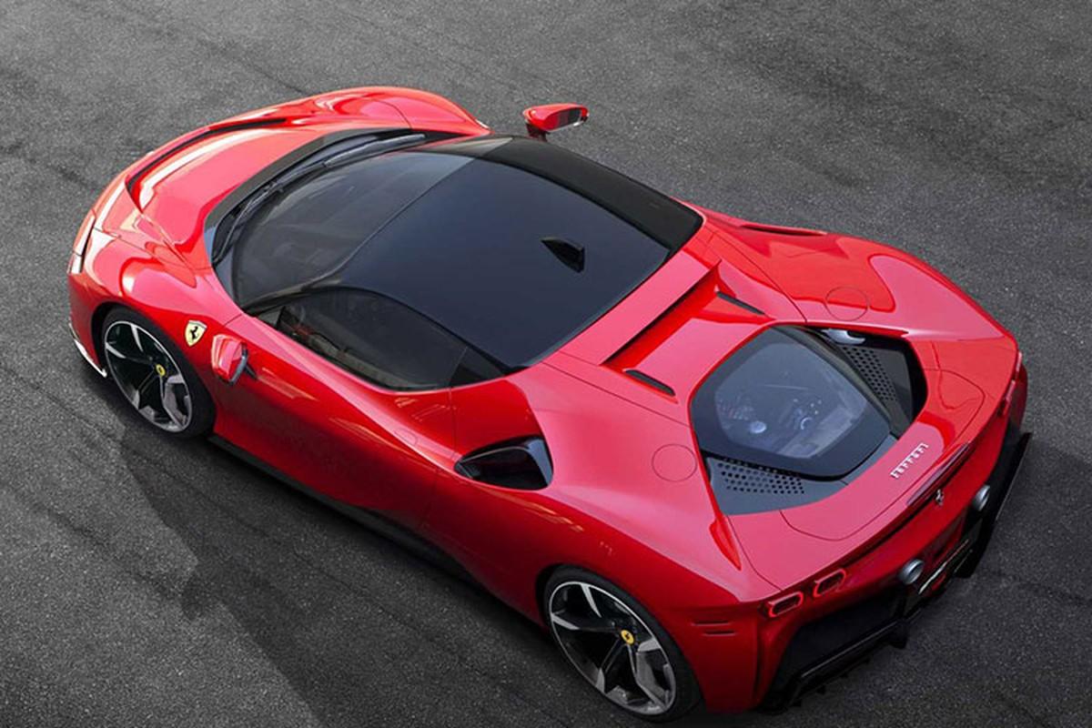 Chong cu ca sy Le Quyen chot mua Ferrari SF90 Stradale gan 30 ty-Hinh-4
