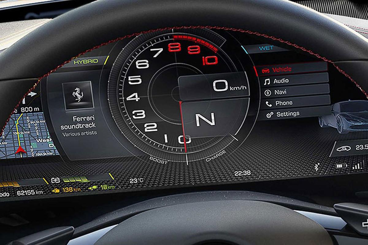 Chong cu ca sy Le Quyen chot mua Ferrari SF90 Stradale gan 30 ty-Hinh-8