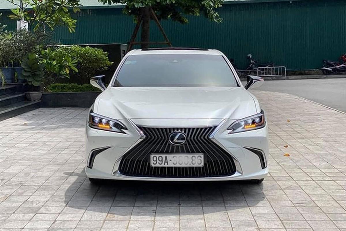 Lexus ES hang sang chay 1 nam, van hon 2,6 ty tai Bac Ninh-Hinh-11