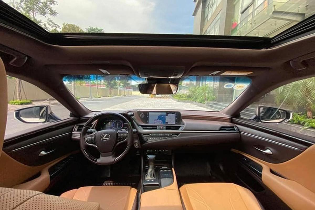 Lexus ES hang sang chay 1 nam, van hon 2,6 ty tai Bac Ninh-Hinh-5