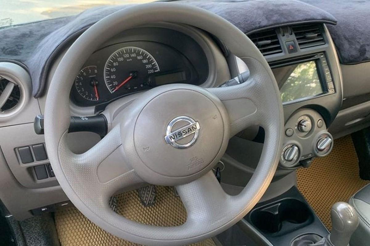 Can canh Nissan Sunny chay 5 nam, chi 200 trieu tai Thanh Hoa-Hinh-4