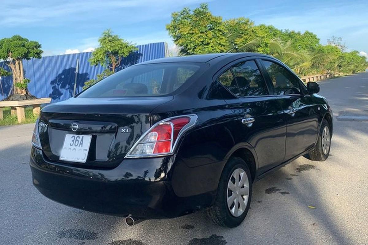 Can canh Nissan Sunny chay 5 nam, chi 200 trieu tai Thanh Hoa-Hinh-7
